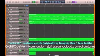 """La La La"" - orchestra-style (orginally by Naughty Boy feat. Sam Smith)"