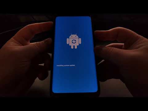 Galaxy S9 & S9+ | Wiping the Cache Partition
