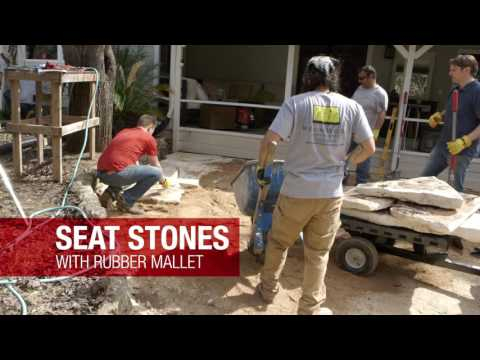 1. HOW TO INSTALL A FLAGSTONE PATIO