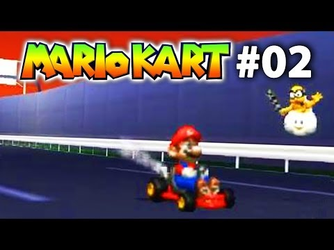 Get Outta Here, Toad! -- Mario Kart 64 #2