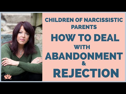 Narcissistic Parents -- How To Deal With Narcissistic Parental Abuse