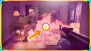 10 SMART NADES by PRO CS:GO PLAYERS