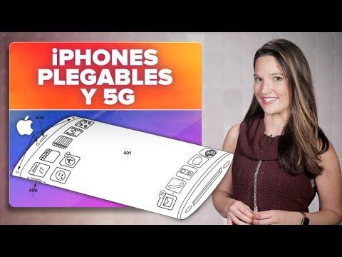 iPhones plegables y conexión 5G: ¿Cuándo llegarán?