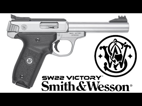 Smith & Wesson SW22 Victory Ejection Issue - Solved! [360°VR]