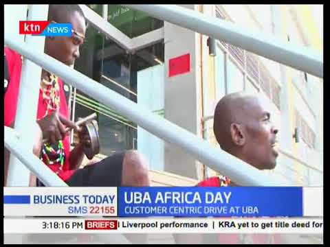 UBA staff celebrate Africa Day in Kenya | Business Today