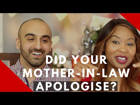 DID YOU EVER GET AN APOLOGY FROM YOUR MOTHER-IN-LAW? | #7 | Interracial Couple