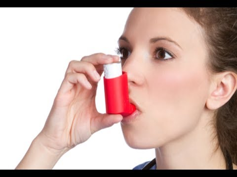 How to Use an Albuterol Inhaler