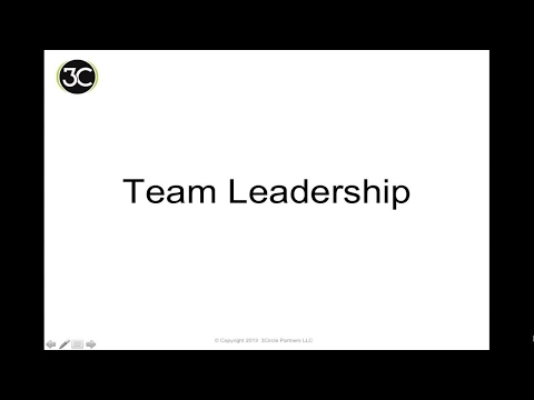 How to Become a More Effective Team Leader