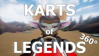 [360°] Karts of Legends