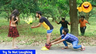Must Watch New Funny Video 2020_Top New Comedy 2020_Try To Not Laugh_Episode-73_By Fun ki vines