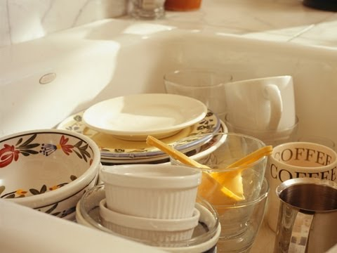 My Husband And I Constantly Fight About The Dishes? What Does It Mean?