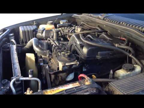 2002 Explorer SOHC 4.0 Timing Chain Replacement 4