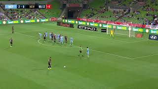 Hyundai A-League 2019/20: Round 15 - Melbourne City FC v Newcastle Jets (Full Game)