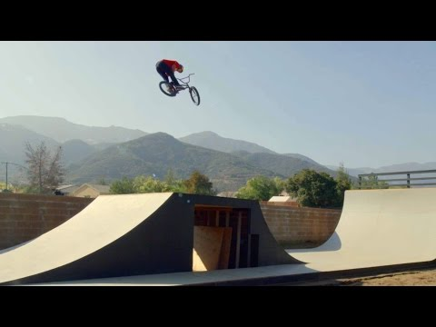 Never-Been-Done BMX Tricks w/ Daniel Sandoval
