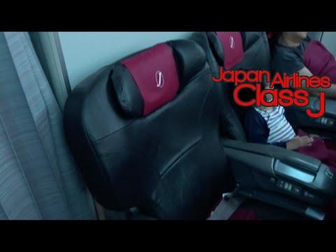Japan Airlines JL914|Class J (Business Class)|Okinawa ✈︎ Tokyo, Haneda