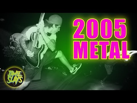 7 Metal Guitar Riffs That Prove 2005 Was The Best Year For Metal Ibanez Guitar