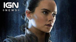 Star Wars: Daisy Ridley Says She