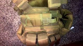 AR500 Armor: my set up