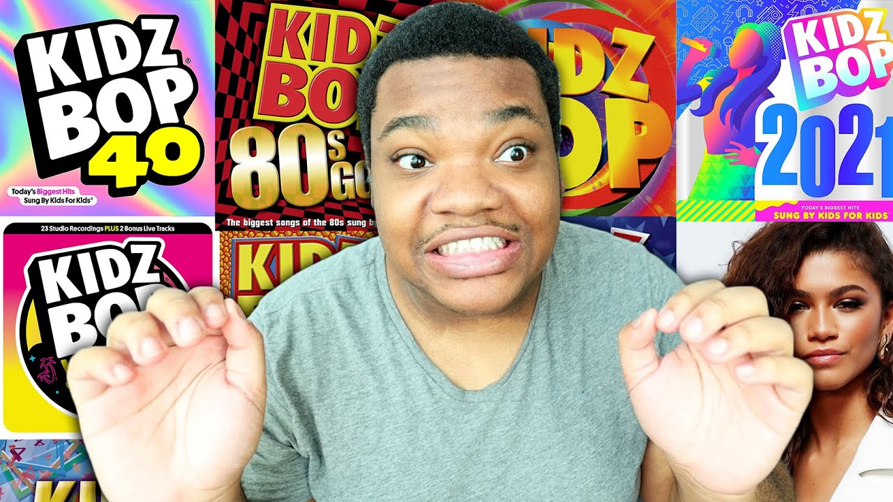 There are 62 Kidz Bop Albums (and i review all of them)