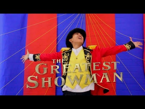 When You're Obsessed with the Greatest Showman