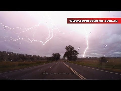 Regional NSW Storm Chase
