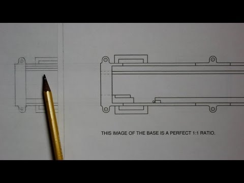 (Assassin's Creed) Paper Dual Extended Hidden Blade Concept Sketches