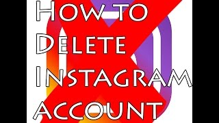 How To Delete Instagram Account Temporarily How To Deactivate Your In