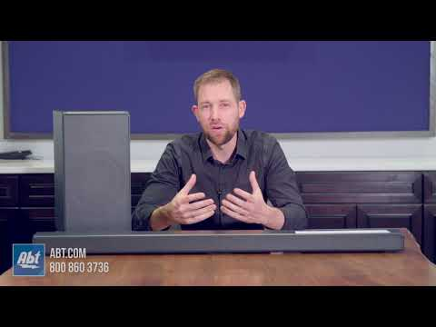 Overview: Samsung Soundbar N550 Series