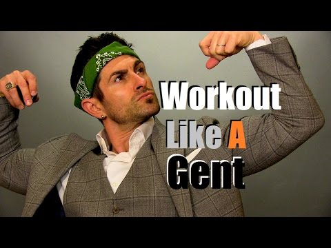 How To Workout Like A Gentleman | Gym Etiquette