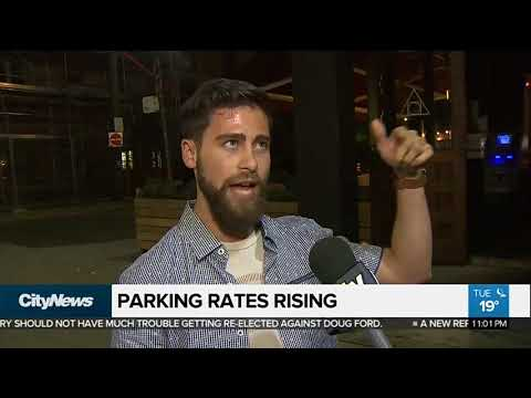 Toronto parking authority proposes higher hourly rates