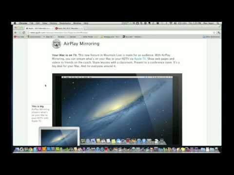 Apple Reveals the next OS X Update Mountain Lion (My Thoughts and Feature List).mov