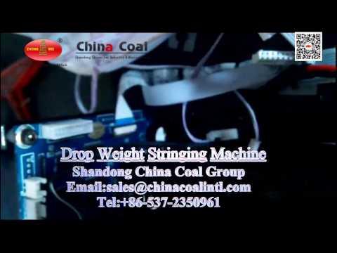 China Coal - Tennis Badminton Racket Drop Weight Stringing Machine