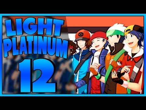 POKÉMON LIGHT PLATINUM #12 - VICTORY ROAD/ELITE FOUR! (GBA)