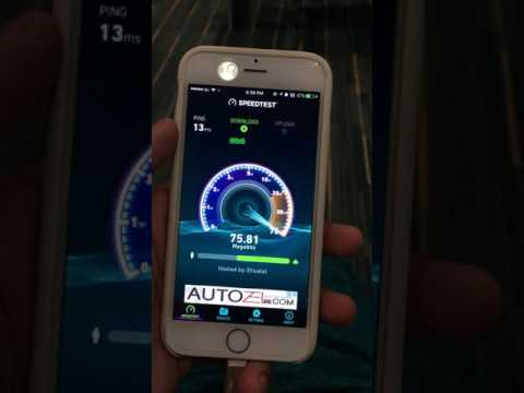FREE Internet speed of dubai airport wifi - wow-fi😎😎😉