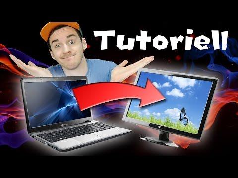 Tutoriel - Comment récuperer l'écran de son ordinateur portable? - FR