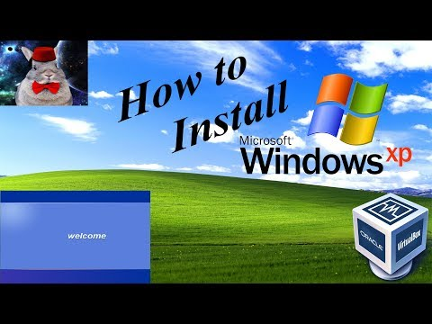 How To Install Windows XP The Right Way