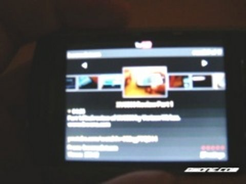How To Install Youtube App On Blackberry Storm 9500/9530 - BWOne.com