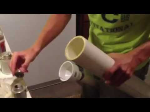 Making Combustion Chamber 1