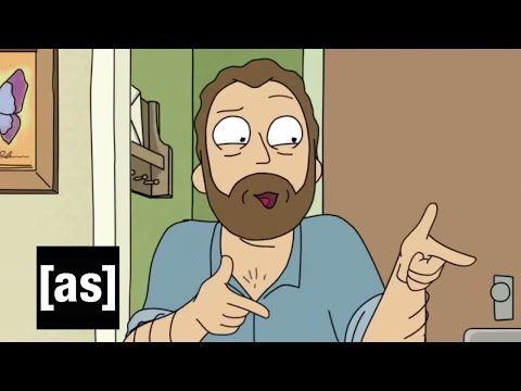Uncle Steve | Rick and Morty | Adult Swim