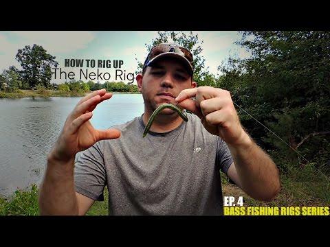 The Neko Rig   Bass Fishing Rigs Series