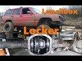 Lunchbox Locker Install