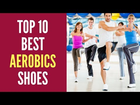 Top 10 Best Shoes For Aerobics | Best Exercise Shoes 2017