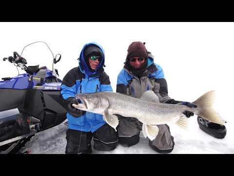 Ice Fishing Secret to Warm Hands