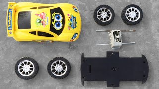 Assemble Speedy Racing Car or Sports Car | Giant Toy Vehicle Attached by EH ToyShow