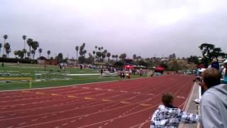 Frankie Last Lap Of 1500 Meter