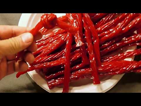 this is TWIZZLERS TWISTS licorice candy