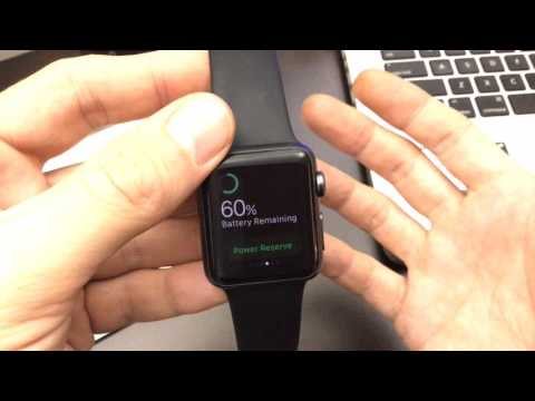 Apple Watch Battery Life Review