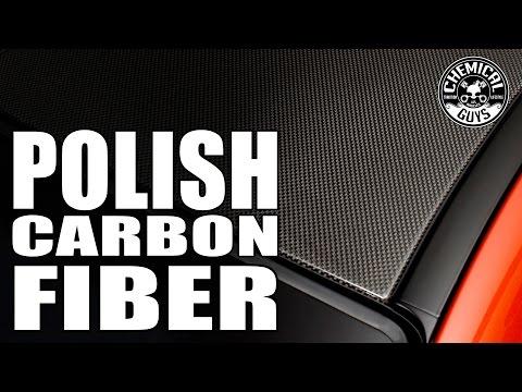 How To Polish Carbon Fiber With The TORQX - Chemical Guys V38