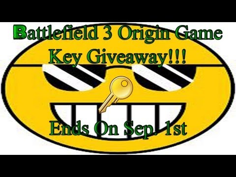 Battlefield 3 Origin Key GiveAway (1 key) - Medal Of Honor