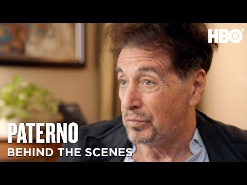 BTS: About Paterno w/ Al Pacino, Barry Levinson, & Riley Keough | Paterno | HBO
